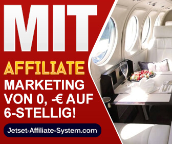 Jetset Affiliate System = bester Affiliate Marketing Kurs!