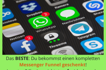 Messenger Marketing leicht gemacht mit dem Business-To-Go Kurs!