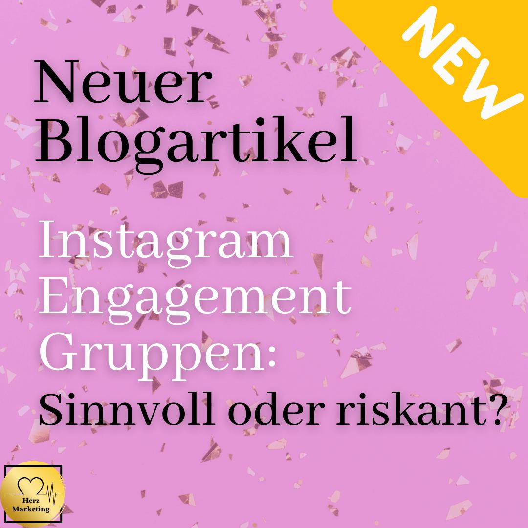 Instagram Gruppen