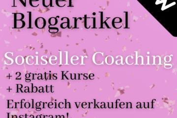 Sociseller Coaching