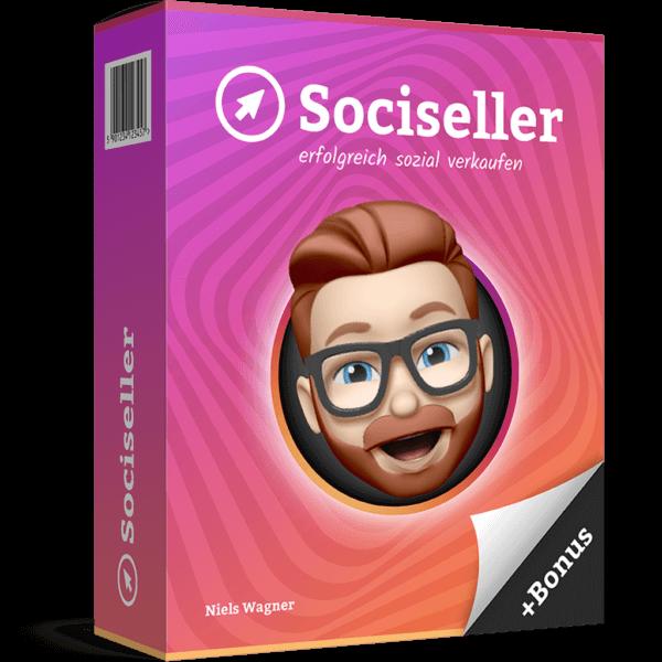 Die Sociseller Society ist eine großartige Community bei der alle zusammenarbeiten und sich unterstützen! Lerne u.A. Werbung richtig einzusetzen. Link zur Society.